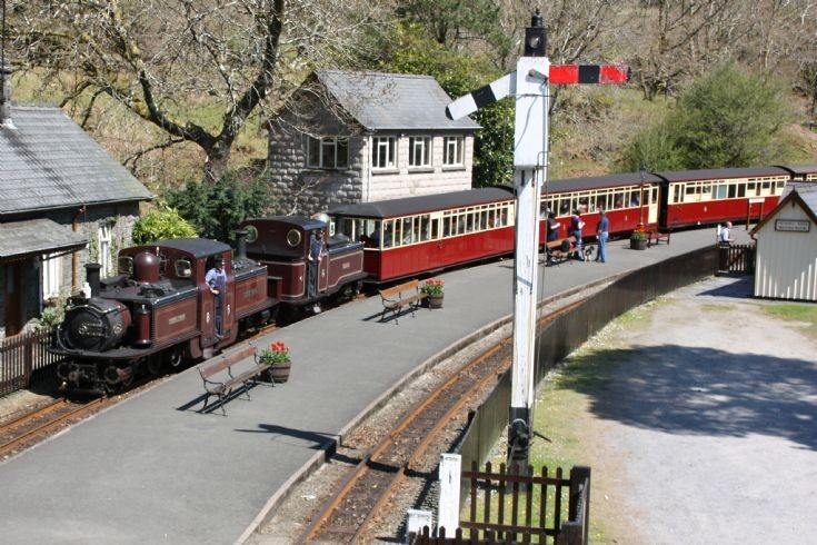 Tan-Y-Bwlch, Ffestiniog Railway
