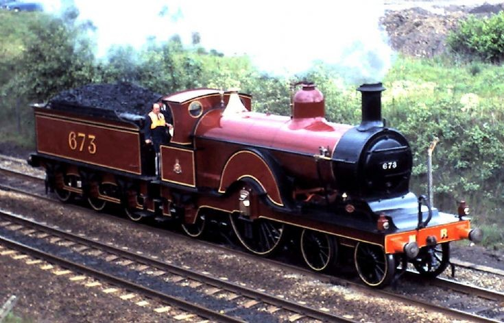 673 Maude at Rainhill 150th - 1980