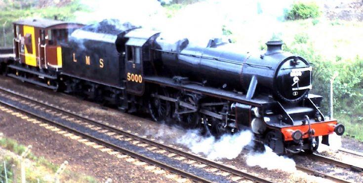 LMS Stanier Class 5 4-6-0 - 5000