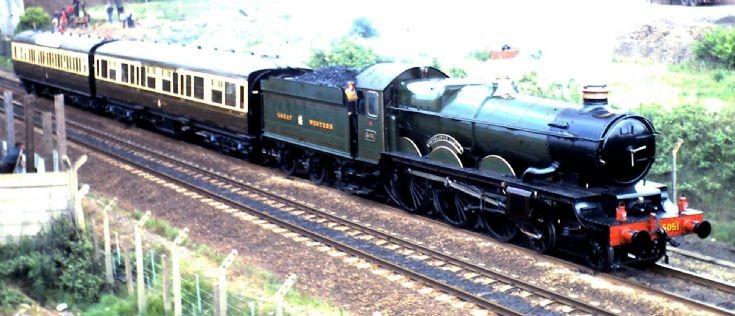 GWR Castle Class - 5051