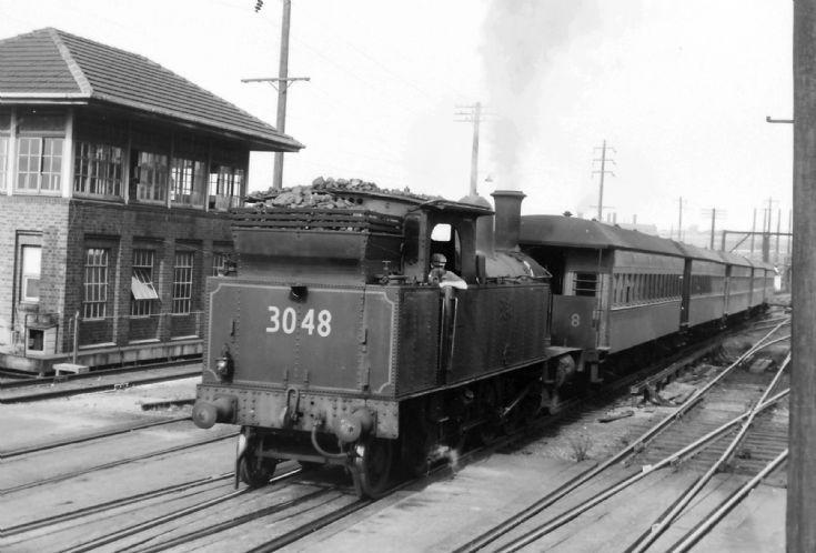 Steam locomotive to Toronto