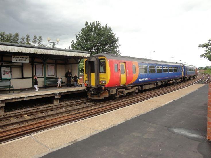 East Midlands 156404