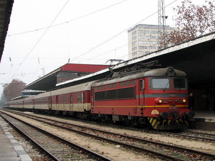 Gorna Oryahovitsa, 1st Platform