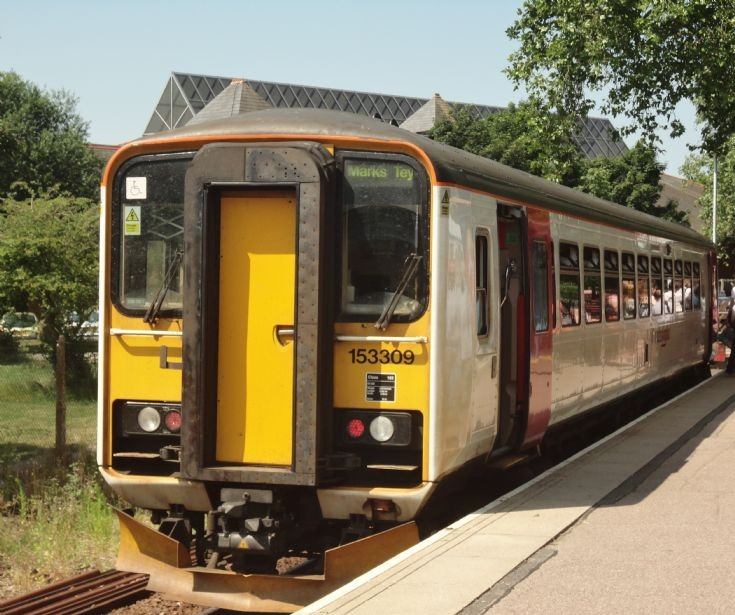 Greater Anglia 153 309
