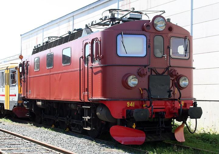 ASEA Da Class 1C1 no. 941