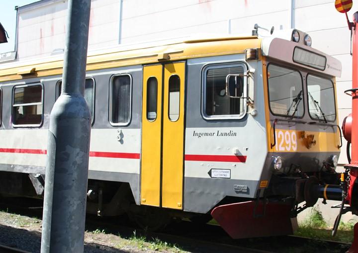 JLT Fiat Y1 DMU no. 1299
