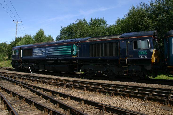 66425 at Barrow Hill