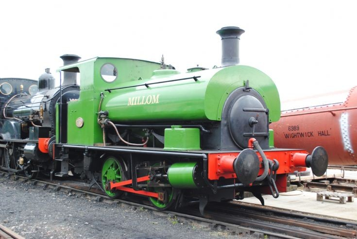 ' Millom ' Hudswell Clarke 0-4-0 Saddle Tank