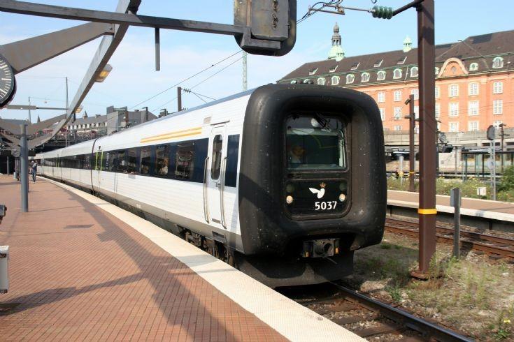 Backbone of Danish Railways