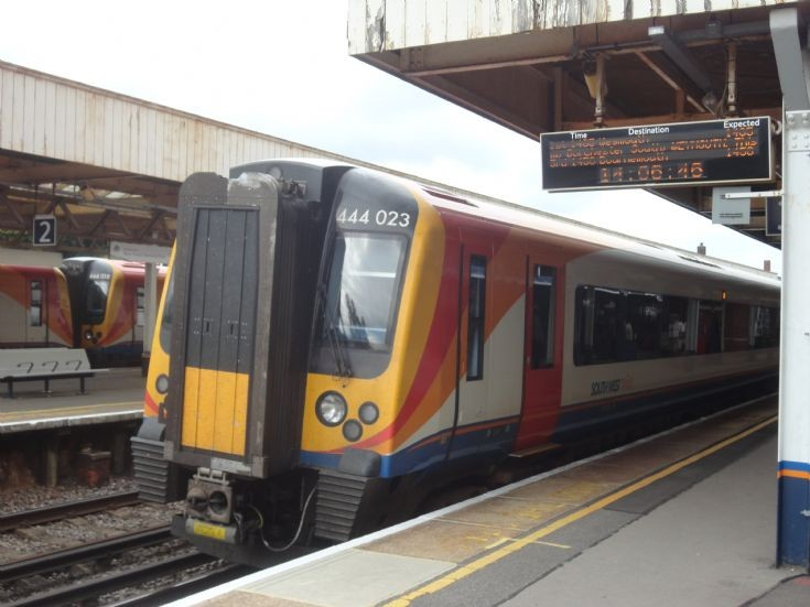 South West Trains 444 023