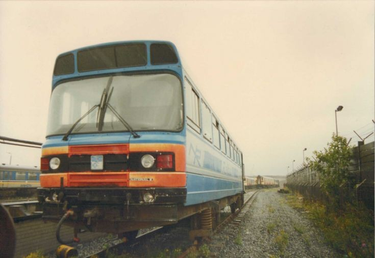 NIR RB3 RAILBUS