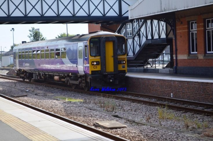 Northern Rail Class 153