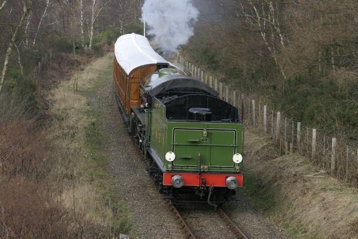 1306 aka 61306 somewhere in Norfolk