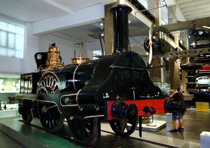 Grand Junction Railway locomotive 49 Columbine