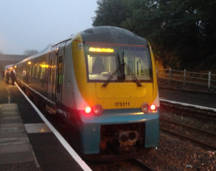 Arriva Trains Wales 175111