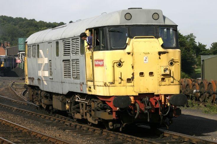 Railfreight - 25057
