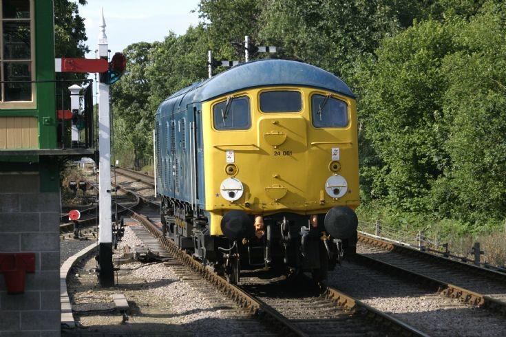 24081 at Sheringham