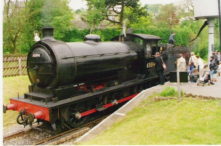 65894 at Oxenhope