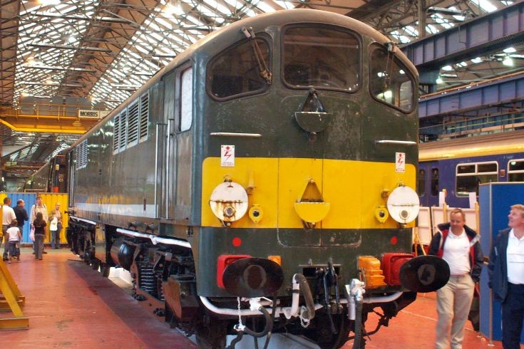 Class 28 Co-Bo D5705