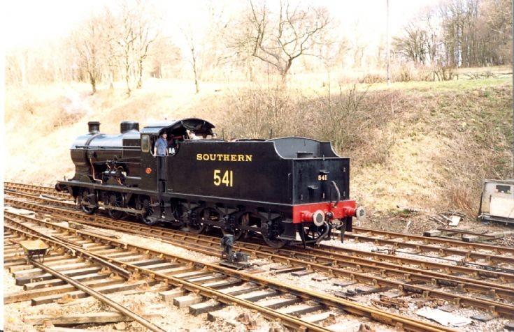 Southern Q class 541