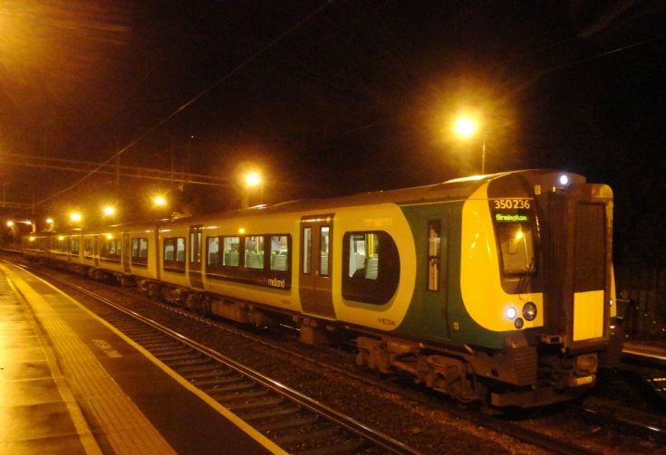 London Midland 350 236