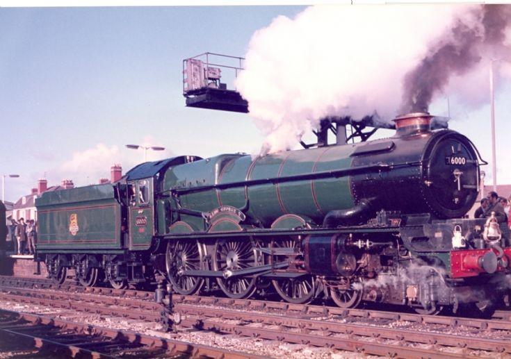 6000 King George V