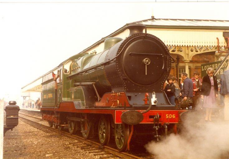 Butler Henderson at Loughborough