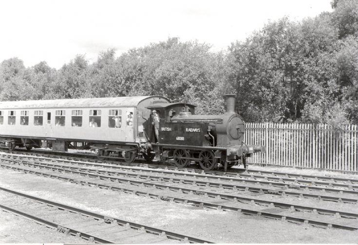 68088 at Barrowhill