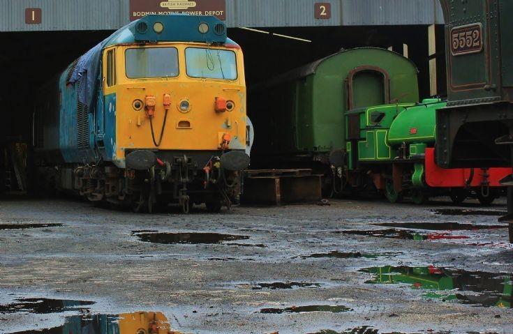 Bodmin & Wenford - Class 50