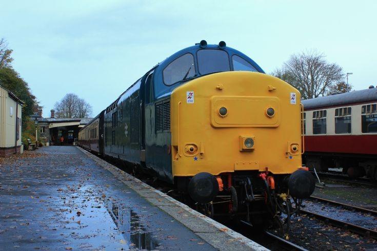 Bodmin & Wenford - 37 142