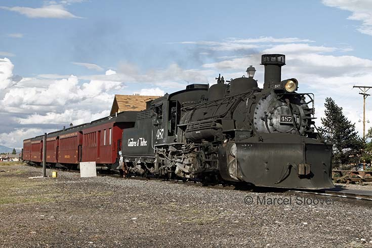 The Cumbres and Toltec Railroad