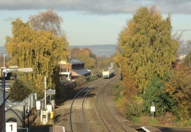 Arriva Trains Wales 175 008