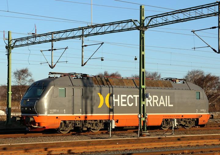 Hectorrail Class 141 141001-6 'Ripley'