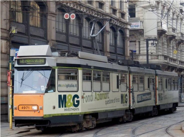 4971 Tramway - Milan - Italy