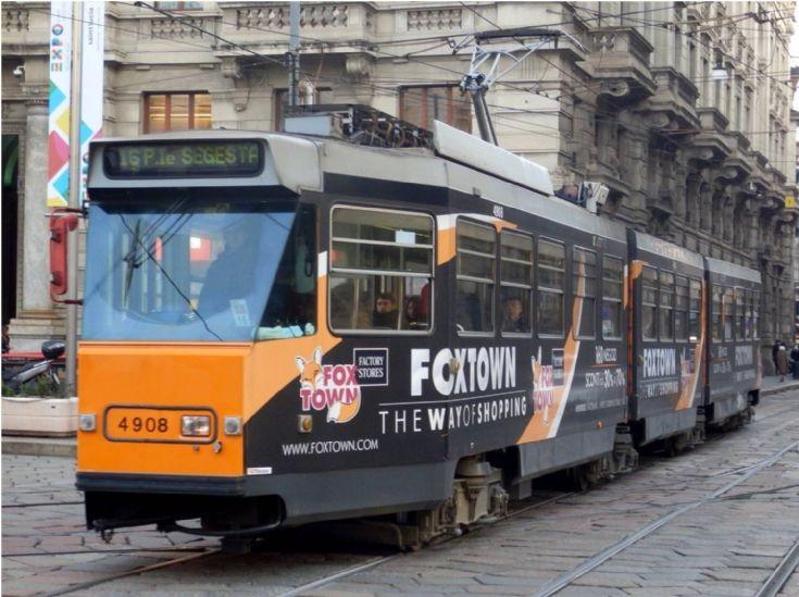 4908 Tramway - Milan - Italy