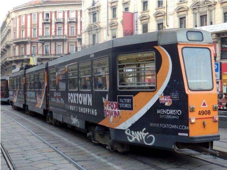 4908 Tramway - Milan - Italy - 3