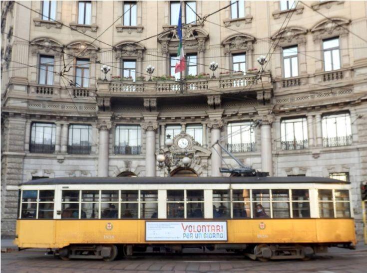 Series 1500 Tramway - Milan - Italy