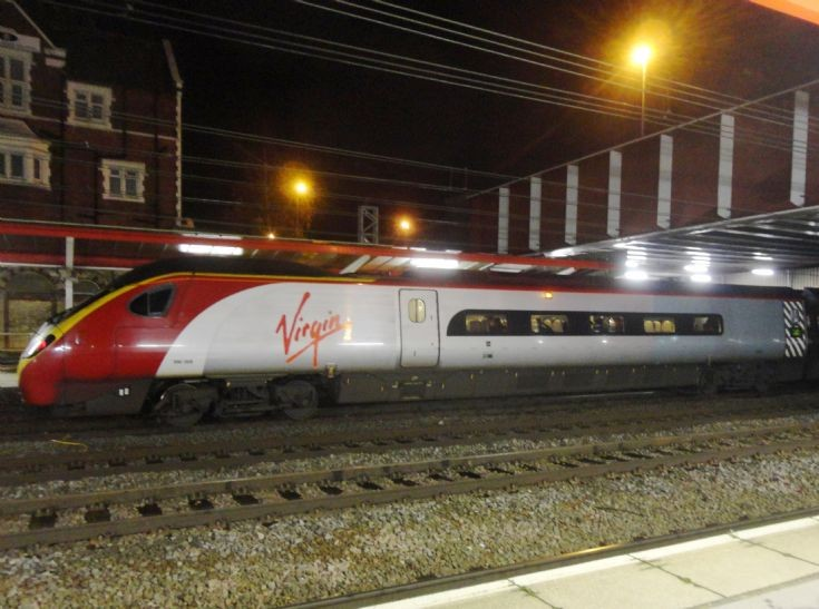 Pendolino leading/rear car