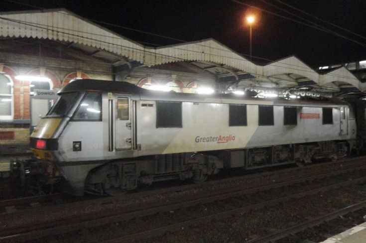 Greater Anglia 900015
