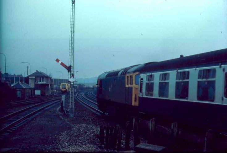 Stirling departure