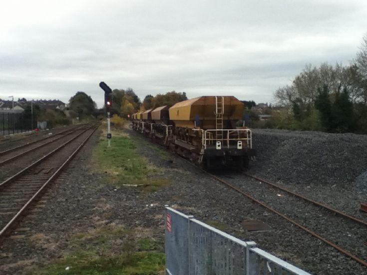 Northern Ireland Railways Ballast Hoppers