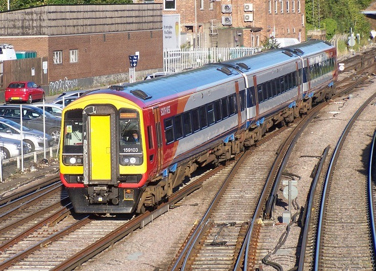 South West Trains 159103