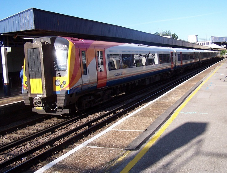 South West Trains 444031