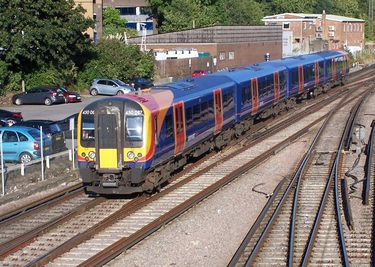 South West trains 450087