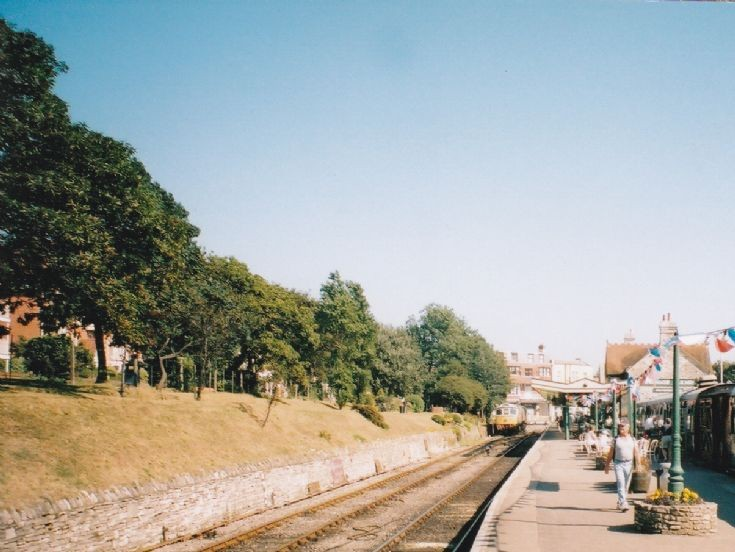 Swanage Railway Station - 33012