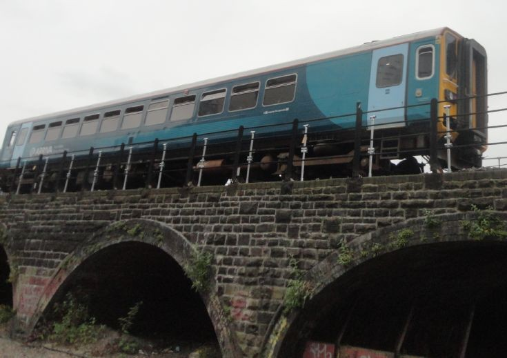Trenau Arriva Cymru