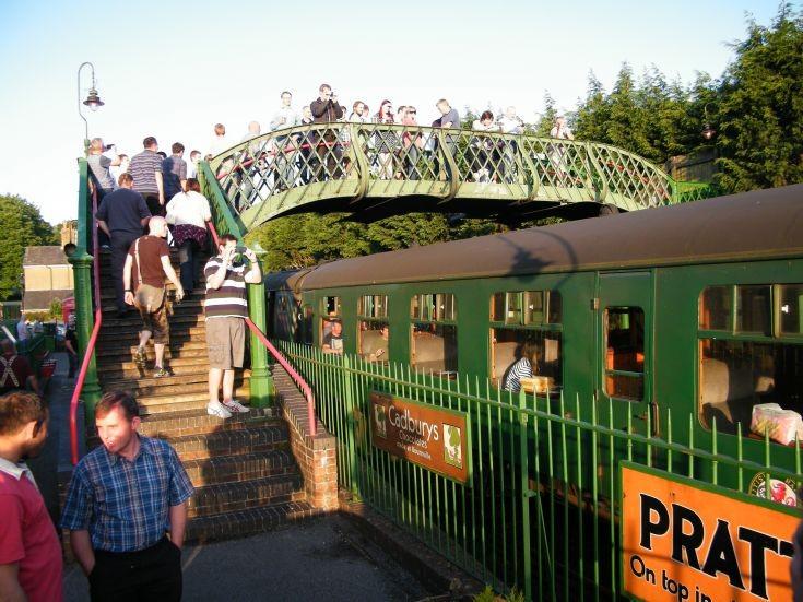 Watercress line Ale Train