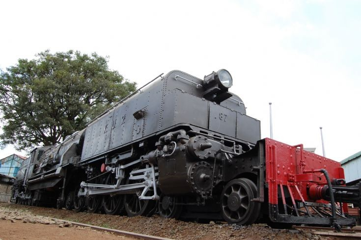 Garratt Locomotive