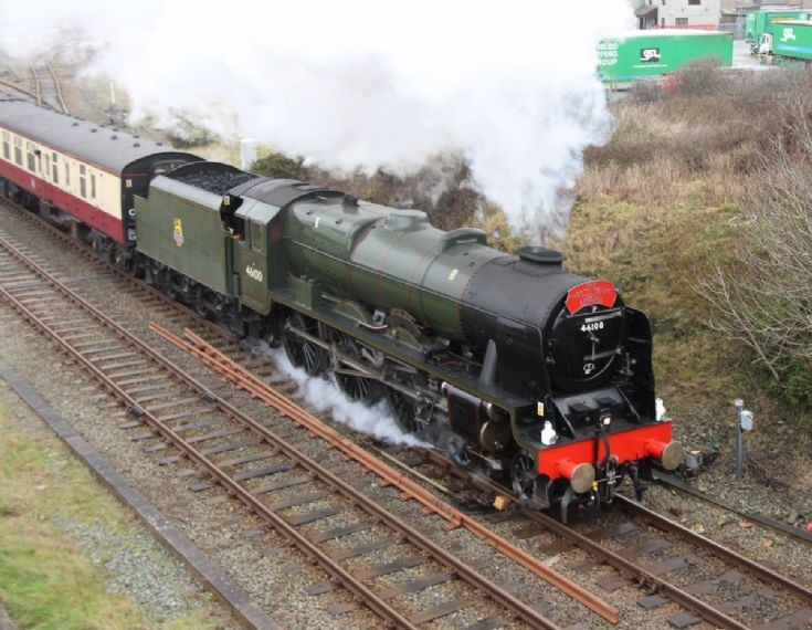 Royal Scot 46100
