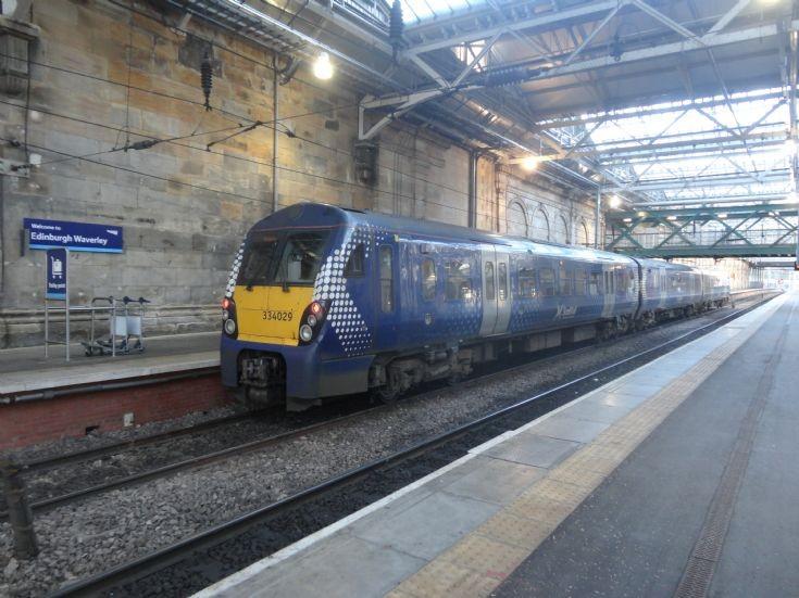 Scotrail 334 029